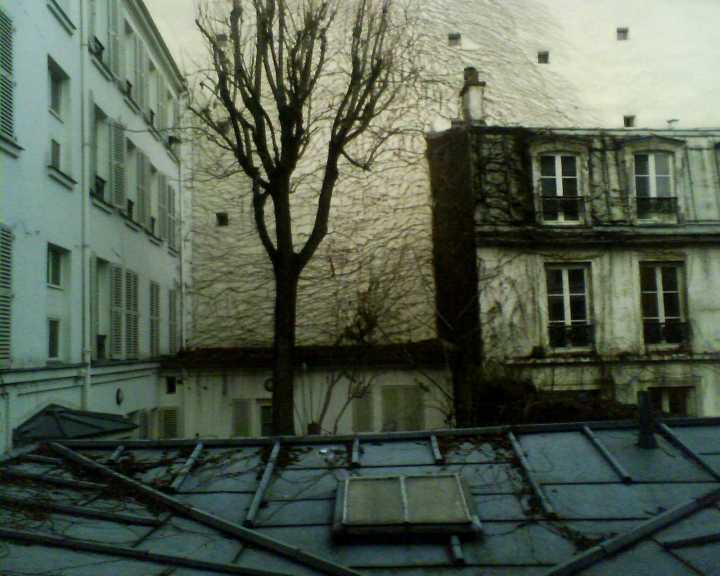 Place des Abbesses, 18 Arr., Paris - Photo by Claire Tracey