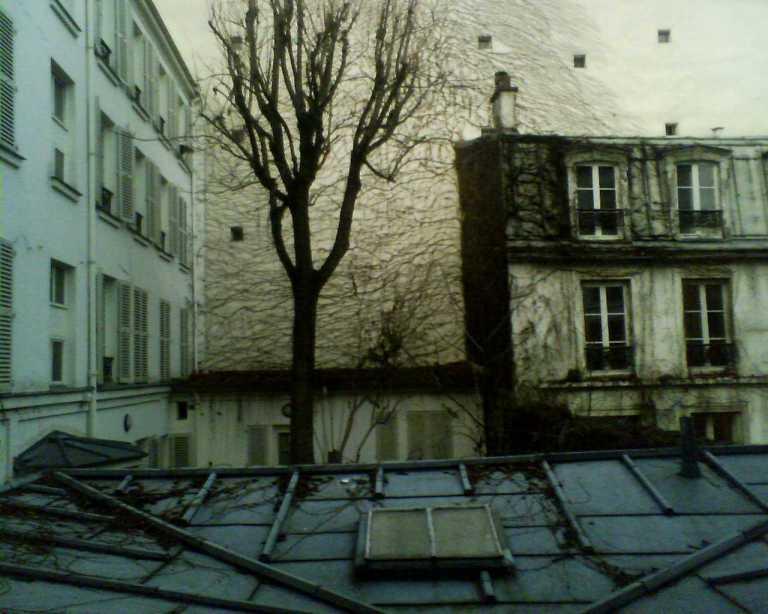 Place des Abbesses, 18 Arr., Paris - Photo by Claire Tracey