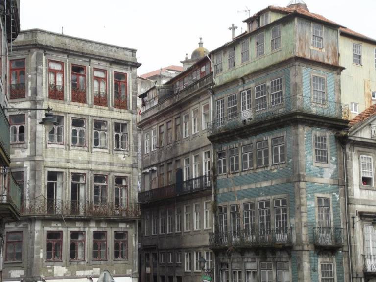 Towers of Porto - Photo By Emily O'Sullivan