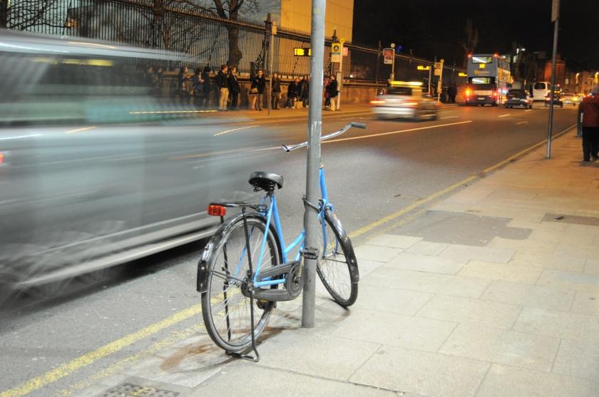 BB Blue Bike
