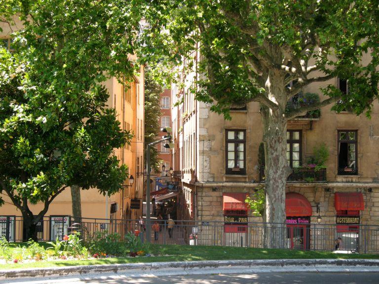 Lyon, France - Photo by Jane Riddell