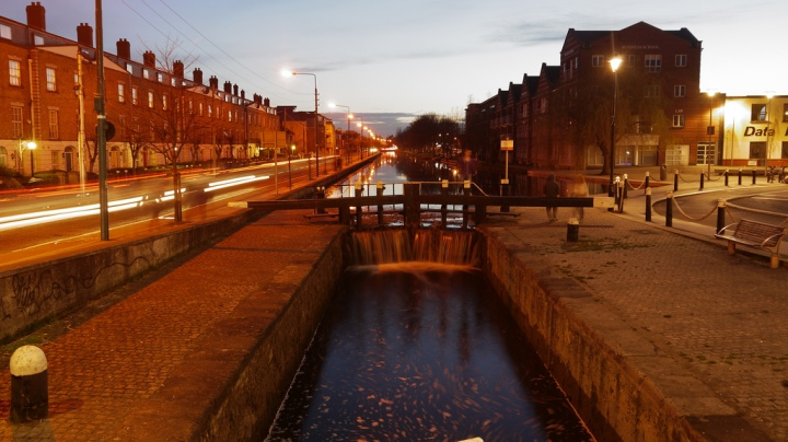 The Grand Canal - Photo by David Levingstone