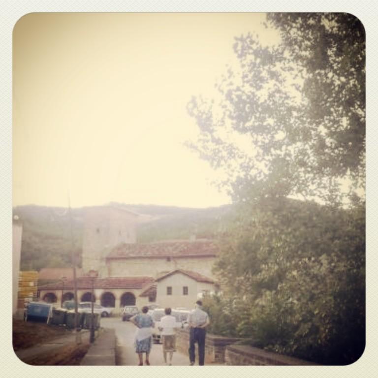 Puente, Larassoana