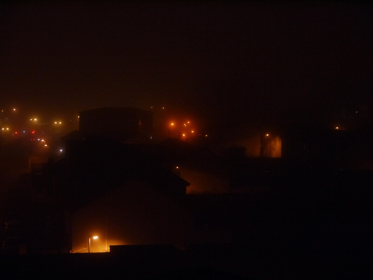 New Lodge Enchanted Fog - Photo by Eamonn Stewart