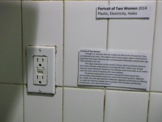 Portrait of Two Women (information reproduced below)